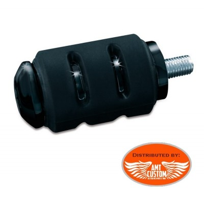 Black Shift Peg Trident for Harley Davidson Shiftpeg