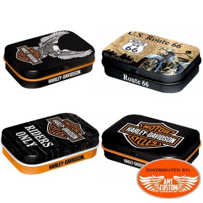 id es cadeaux bikers artciles harley davidson amt custom shop. Black Bedroom Furniture Sets. Home Design Ideas