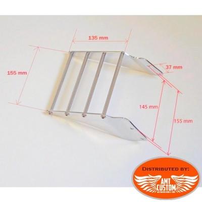 Yamaha Virago Dimensions Rack porte paquet chrome Virago XV750 XV1000 XV1100