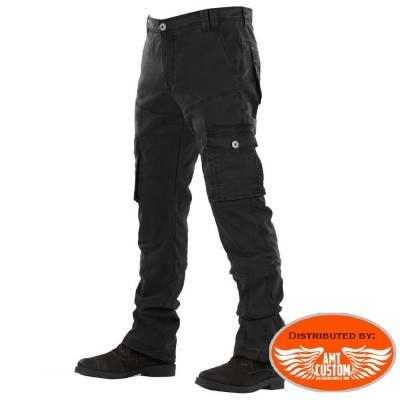 Pantalon jeans Carpenter Noir homologué homme