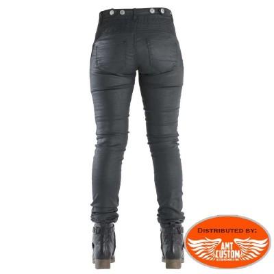 Pantalon jeans Imola Night femme homologué