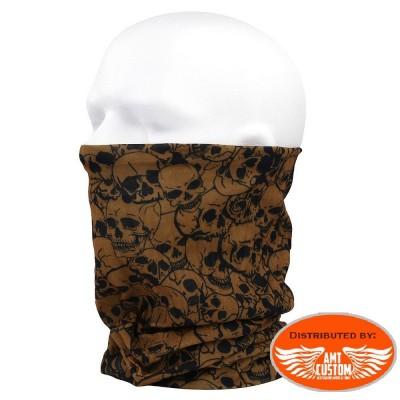 bandanas bikers zandanas foulards masques casquettes charpes amt custom shop. Black Bedroom Furniture Sets. Home Design Ideas