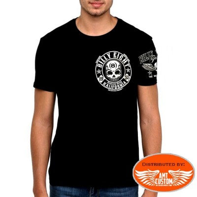 Original Tee Shirt Billy Eight Kustom Motorcycles