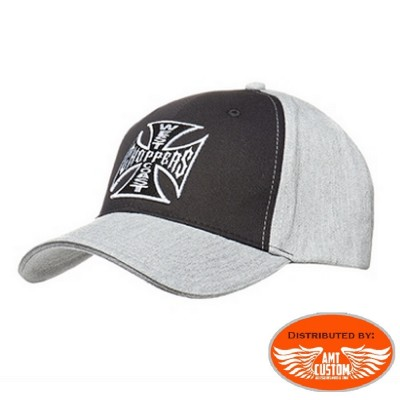 Casquette biker Original West Coast chopper