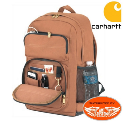 Backpack Legacy Carhartt Camel.