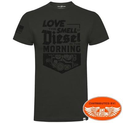 """Tee-shirt Diesel Power Gear """"Smell of Diesel"""""""