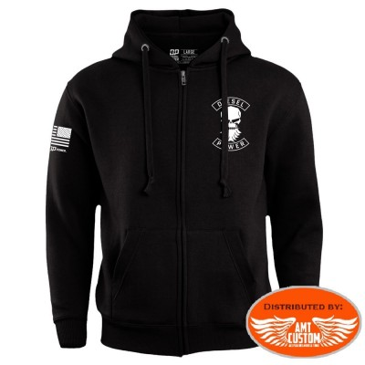 "Diesel Power Gear Hoody ""Biker"""