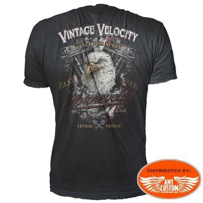 Lethal eagle Vintage VelocityT-shirt.