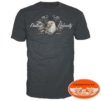 T-shirt Lethal Aigle Vintage Velocity.