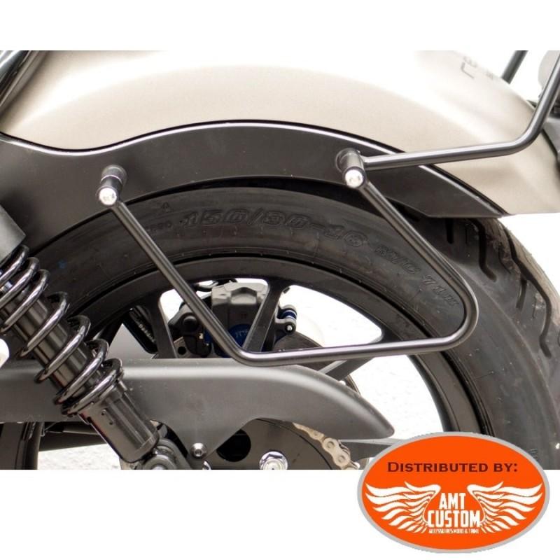 Honda CMX 500 Rebel Mounting saddlebags holder