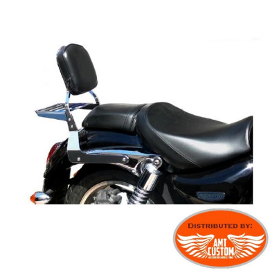 Triumph Rocket 3 Sissy Bar & porte paquet