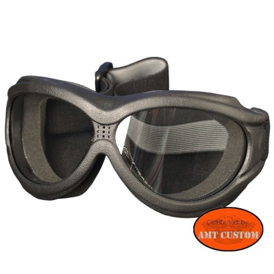 Goggles Motorcycle Big Ben colorless Harley