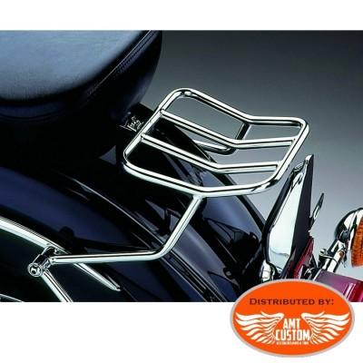 Yamaha XVS 1100 Rack porte bagage chrome Dragstar Classic