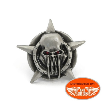 2 bolts screw and nut eagle chrome custom motorcycle