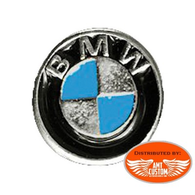 Pin Chrome Biker BMW