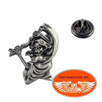 Pin's métal Squelette Reaper