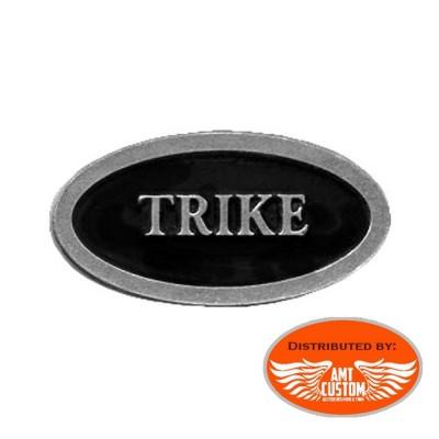 Pin's Biker métal TRIKE