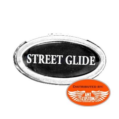 Pin's Biker métal Street Glide
