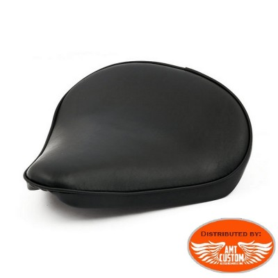 Seat solo Large Black Custom & Choppers