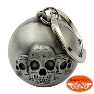 Ryder Ball têtes de mort skull