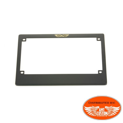 Surround plate black registration EC France