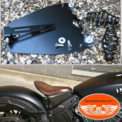 Indian scout Solo seat mounting kit -  For Old School Bobber
