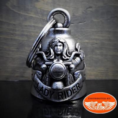 Lady rider bell motorcycles custom