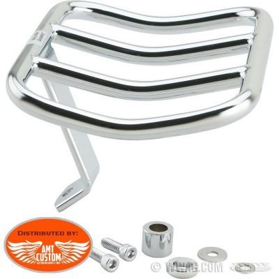 Sportster Chrome Luggage Rack for Harley XL1200C