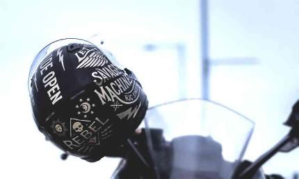 Accessoires casque