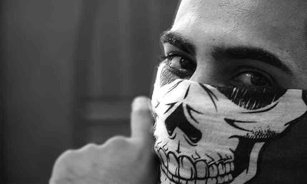 Bandanas Headwraps Caps Masks