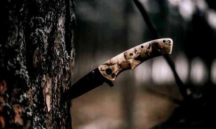 Couteaux et étuis
