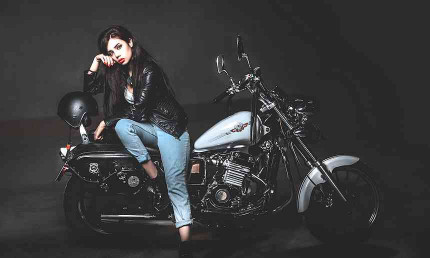 Chaps et pantalon Lady Rider