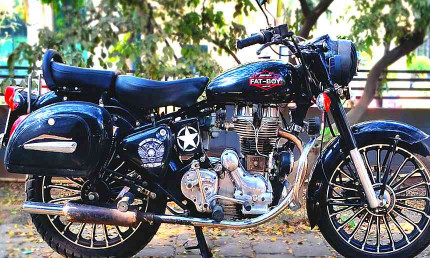 Stickers motorcycle tuning