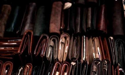 Portefeuilles - Chaines ceinture