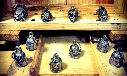 Guardian bells motorcycles, lucky bells custom motorcycle